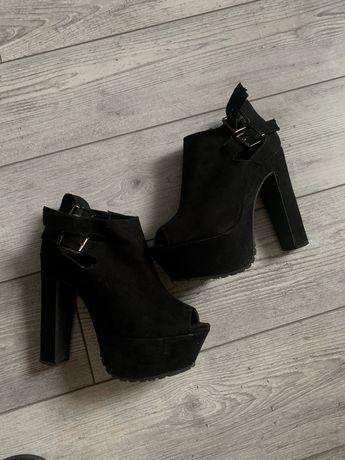Туфли new look на платформе