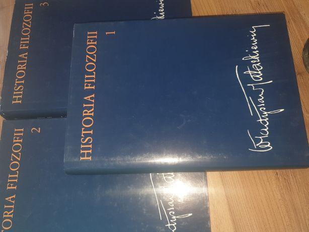 Teoria filozofii 3 tomy
