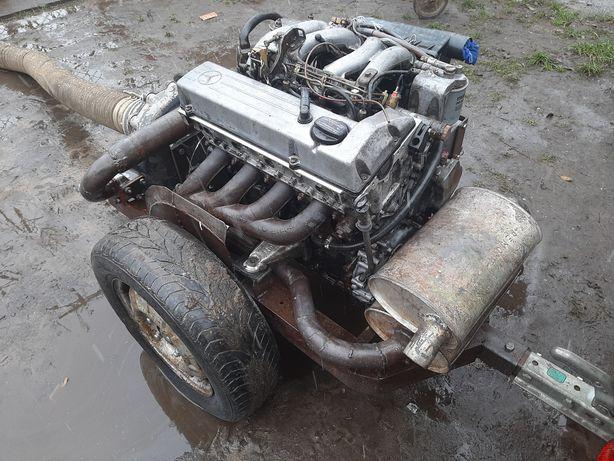 Мотопомпа дизельна
