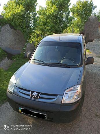 Peugeot Partner Origin 2010 год