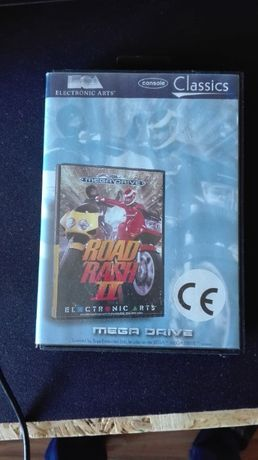 Jogo Mega Drive - Road Rash 2