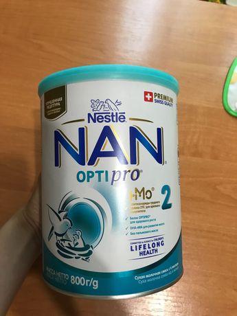 Nan optipro 2 суміш