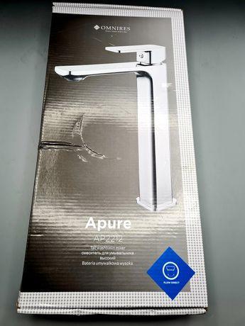 Omnires apure AP2212 Bateria umywalkowa wysoka nowa