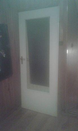 Używane drzwi...