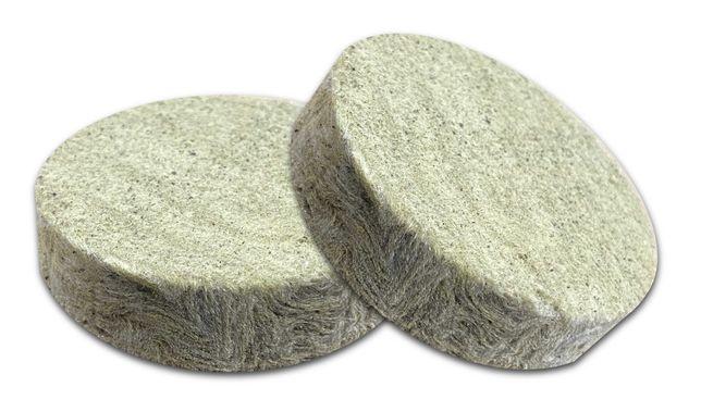 Zaślepki z wełny mineralnej, kes, kesy 68x20mm, 1000 sztuk.