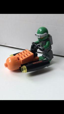Lego minifigures figurki piraci z karaibow harry poter i wiele więcej