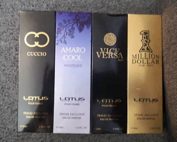 Perfumetki LOTUS 33 ml.