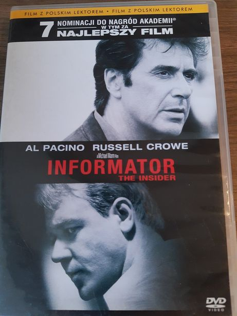 Film DVD Informator