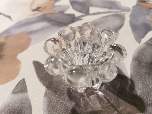 Świecznik kryształowy