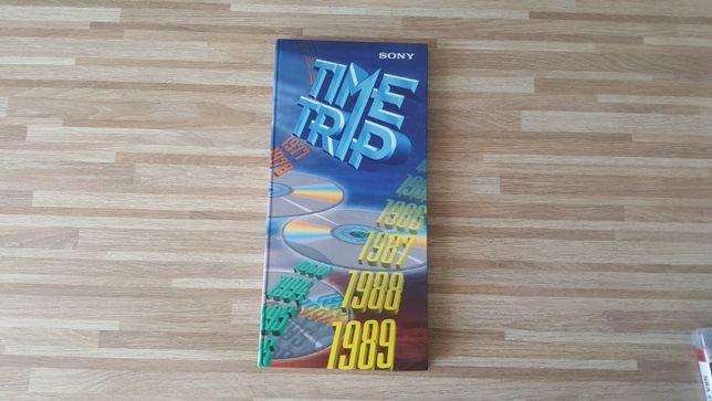 Unikalny zestaw płyt SONY Music. Time Trip. 70, 80, 90