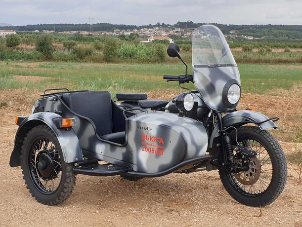 URAL Ranger Sidecar Edição Limitada