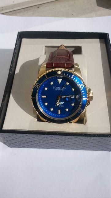 Zegarek męski Heritor automatic oryginalny nowy z Niemiec