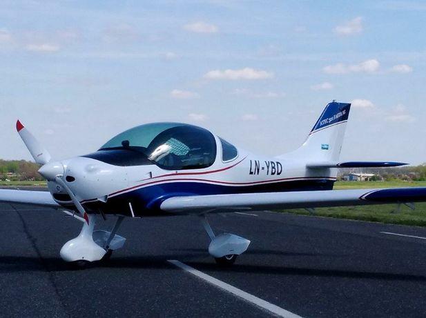 Двохмісний літак Faeta NG 600кг