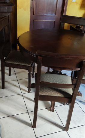 Conjunto de mesa e cadeiras sala de jantar