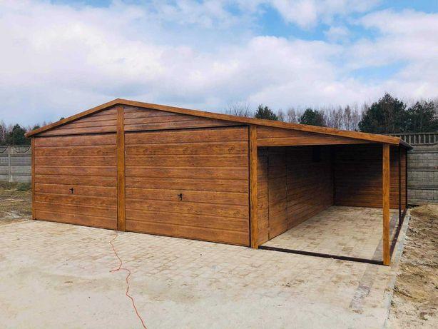 Garaze blaszane garaz