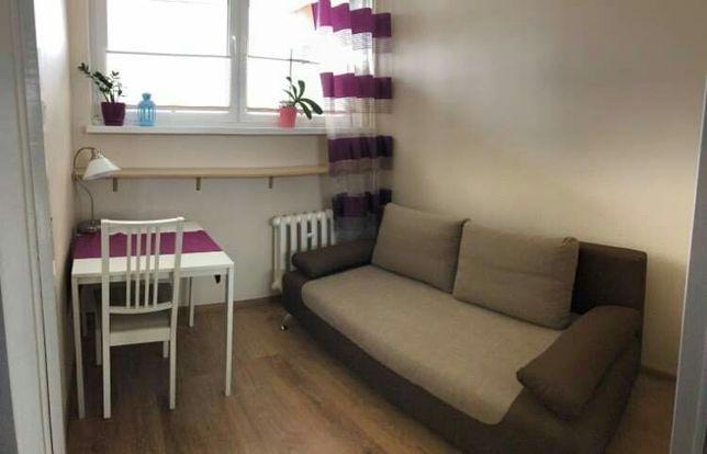 Wynajem bardzo przyjemnego pokoju w mieszkaniu dwupokojowym