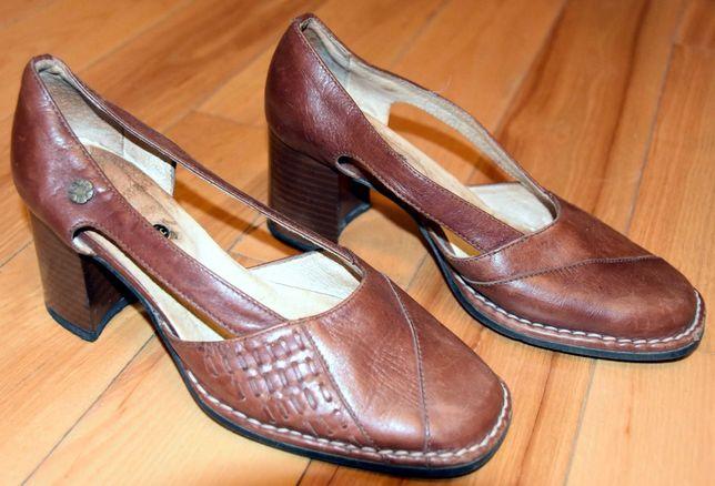 Buty czółenka San Crispino R 38