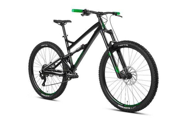 Rower Dartmoor Blackbird Intro 29 Czarny/Forest Green połysk rozm. M