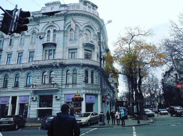 Квартира с Французским ремонтом в центре,Дерибасовская     As