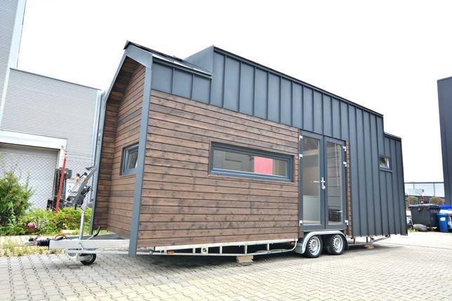 Tiny House, Domek mobilny