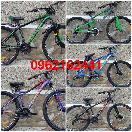 РІЗНІ МОДЕЛІ велосипед новий колеса 27.5 29 рама 16 17 19 21