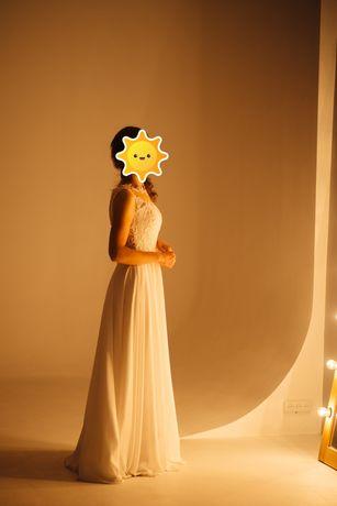 Свадебное платье модель Пралине
