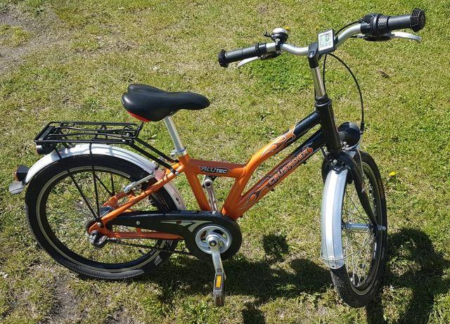 Rower PUKY CRUSADER ALU-TEC koła 20 cali