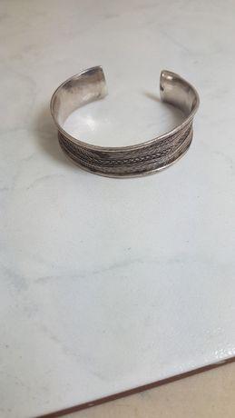 Srebrna bransoletka damska 0.925