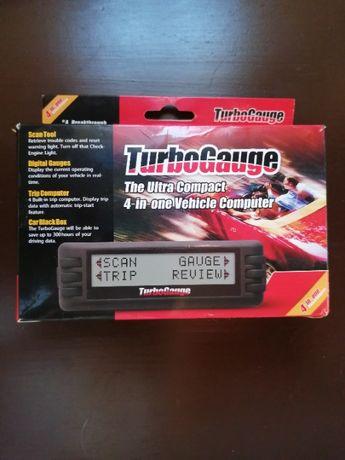 Display - TurboGauge - OBD Scan Tool 4 em 1