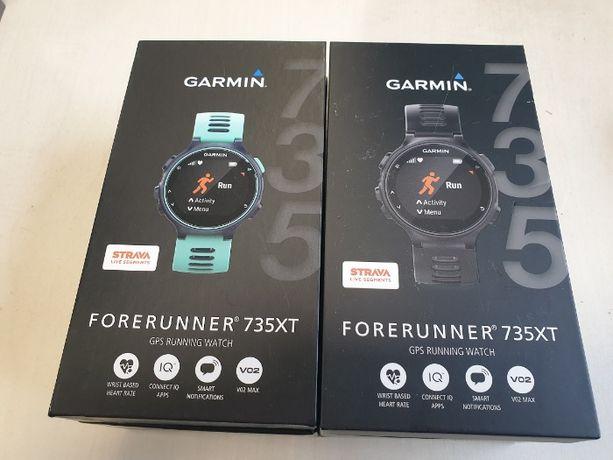 Zegarek Garmin Forerunner 735XT HR Dwa Kolory