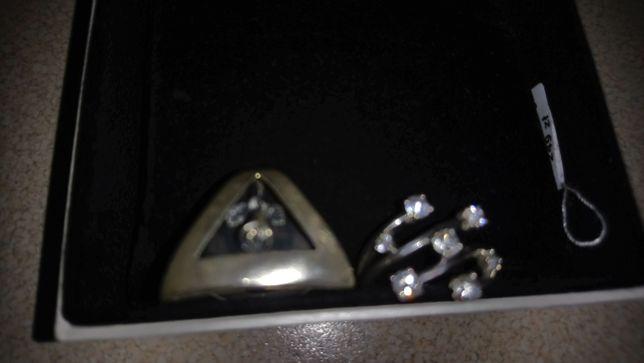 Pierścionki srebrne próba 925