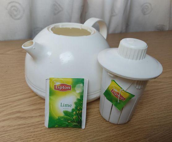 Chaleira chá e infusão para micro ondas