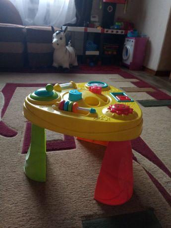 Развивающий столик игрушка развивающая