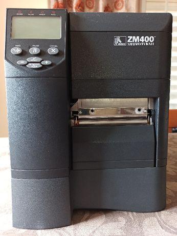 Z14 - Impressora etiquetas zebra ZM400