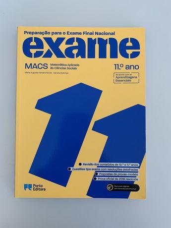 Preparação para o Exame Final Nacional de MACS