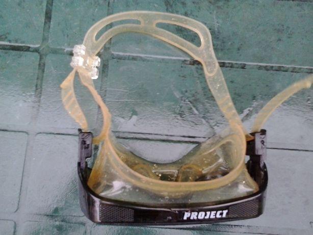 Sprzedam profesjonalne okulary do nurkowania firmy PROJECT