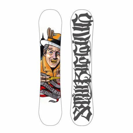Deska snowboardowa BigOSnowboards STILL BIGGING142 cm NOWA