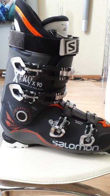Buty narciarskie Salomon Anthracite BLACK