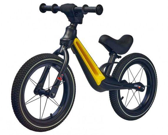 Детский Беговел Maraton ABC 2021 Большие колеса, лёгкий Велобег