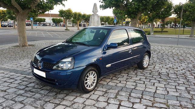 Renault clio 1.5dci 180mil km.