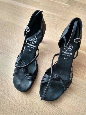 Туфлі для танців, босоніжки для танців
