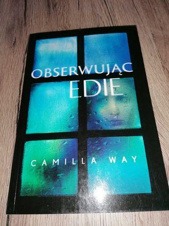 """Książka,, Obserwując Edie """""""