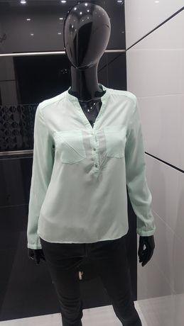 Miętowa koszula rozm 36 Reserved