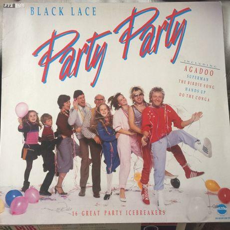 Vinil Black Lace - Party Party 1984