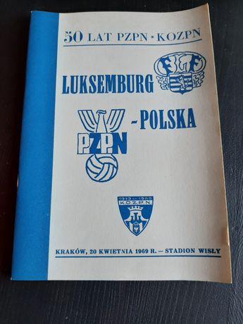 Ksiazka 50 lat PZPN 1969