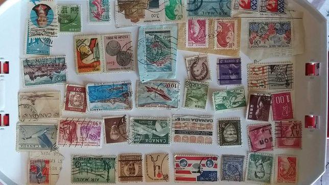 Oportunidade!Vendo selos raros antigos