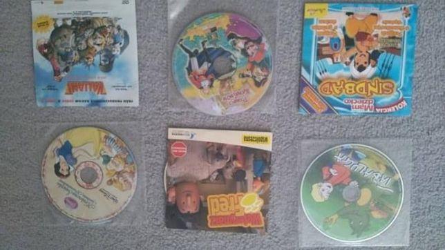 Bajki dla dzieci VCD I DVD TANIO!!!