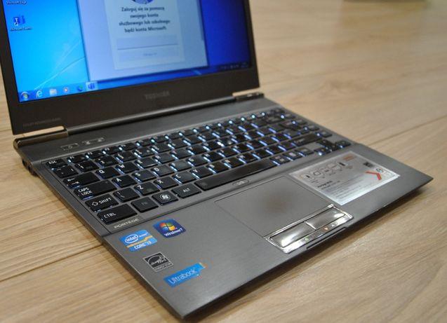 Ultracienki Toshiba Portege 13.3''/128SSD/4GB/bat3h