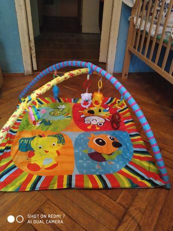 Продам розвиваючий коврик