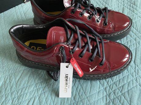 Sapatos Dr Franklin novos